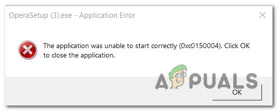 Wie behebe ich den Anwendungsfehler 0xc0150004 unter Windows?