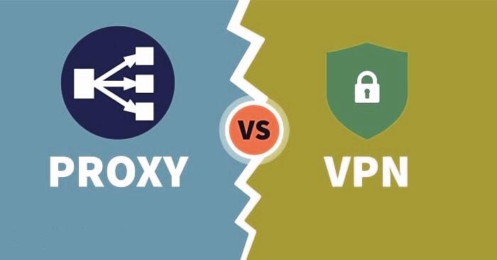 Was ist der Unterschied zwischen einem Proxy und einem VPN?