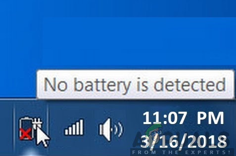 Wie behebt man, dass in Windows 10 kein Akku erkannt wurde?