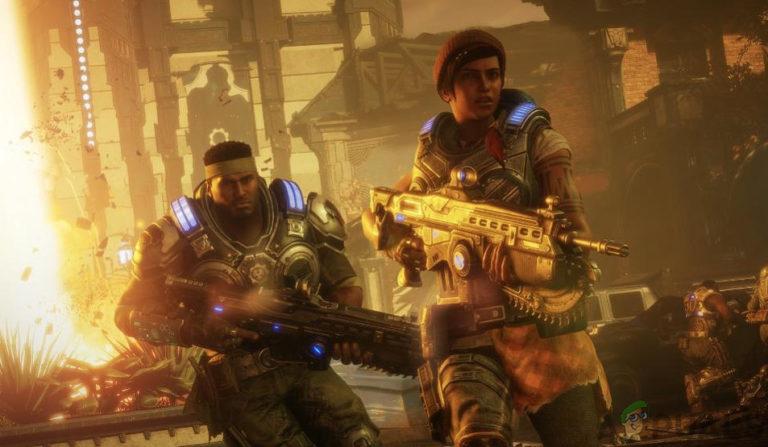Wie behebt man das Abstürzen von Gears of War 4 auf dem PC?