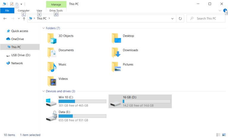Zugriff auf ein USB-Flash-Laufwerk in Oracle VM VirtualBox