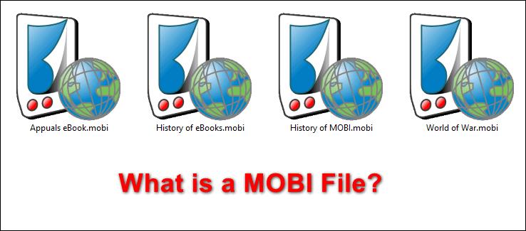 Was ist eine MOBI-Datei und wie wird sie geöffnet?