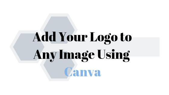 So fügen Sie mit Canva ein Wasserzeichen zu einem Bild hinzu