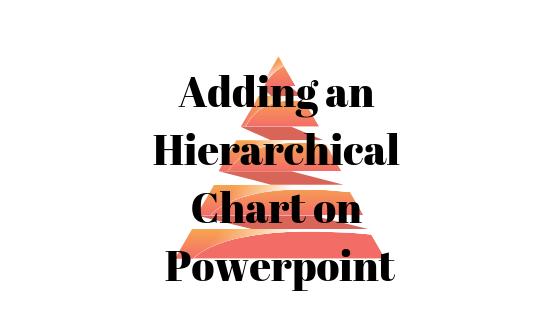 So erstellen Sie ein hierarchisches Diagramm in Microsoft PowerPoint