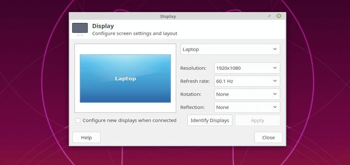 So legen Sie eine benutzerdefinierte Bildschirmauflösung in Ubuntu Desktop fest