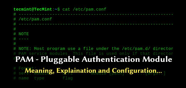 So konfigurieren und verwenden Sie PAM unter Linux