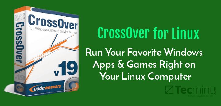 So führen Sie Windows-Software unter Linux mit CrossOver aus 19