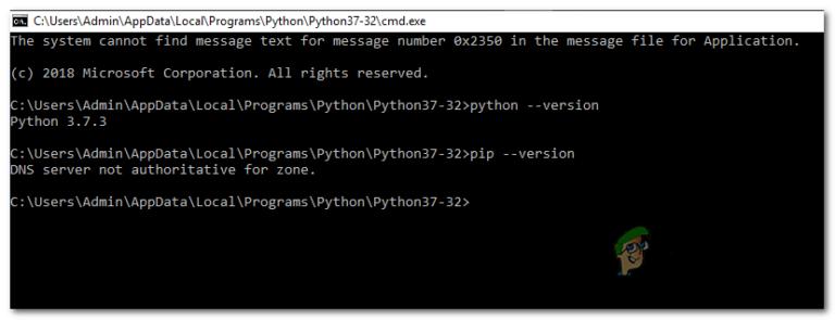 So beheben Sie den CMD-Fehler 'DNS-Server für Zone nicht autorisierend'