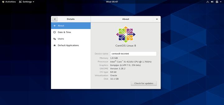 CentOS 8 veröffentlicht – Laden Sie DVD-ISO-Images herunter