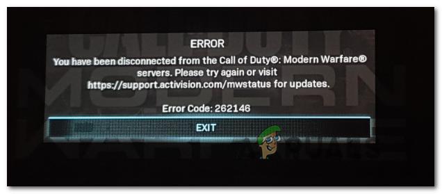 Beheben Sie den COD Modern Warfare-Fehlercode 262146