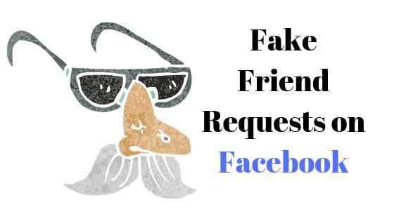 So identifizieren Sie eine gefälschte Freundschaftsanfrage auf Facebook