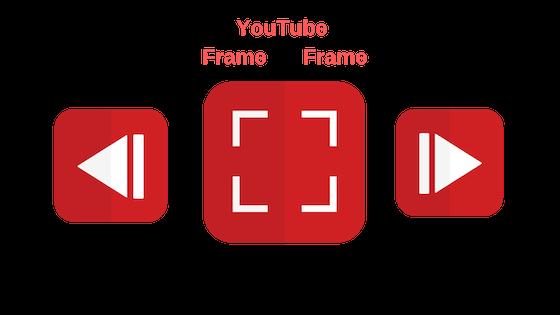 Wie kann ich YouTube-Videos Frame für Frame ansehen?