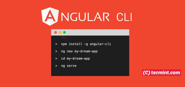 So installieren Sie Angular CLI unter Linux