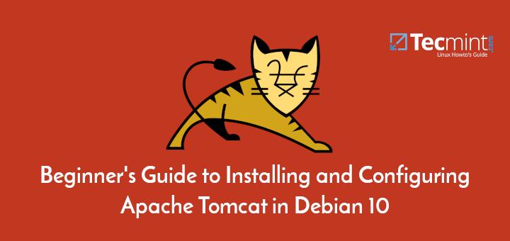 So installieren Sie Apache Tomcat 9 unter Debian 10