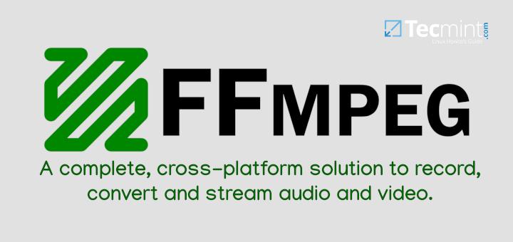 So installieren Sie FFmpeg unter Linux