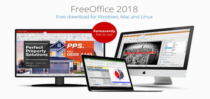 So installieren Sie FreeOffice 2018 unter Linux