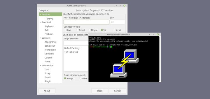 So installieren Sie PuTTY unter Linux