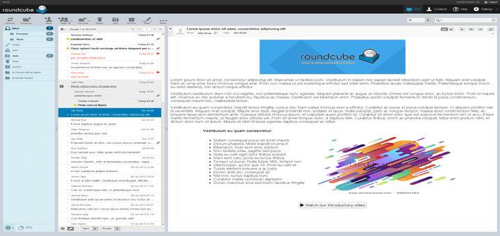 So installieren Sie das neueste Roundcube Webmail unter CentOS 7