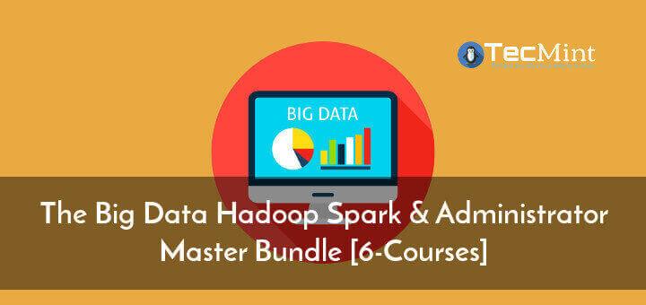 Das Big Data Hadoop Spark & Administrator Master Bundle [6-Courses]