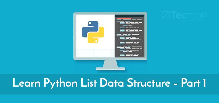 Lernen Sie die Struktur der Python-Listendaten – Teil 1