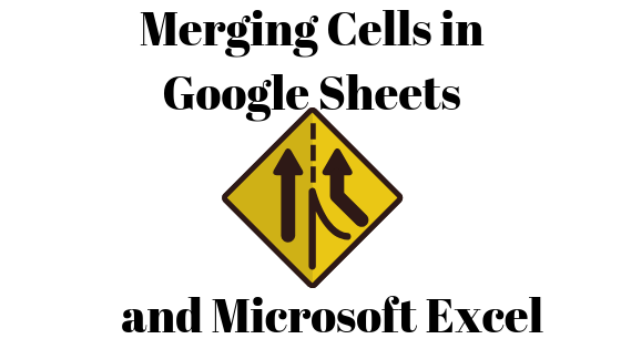 So zentrieren Sie Text und führen Zellen in Google Sheets und Microsoft Excel zusammen