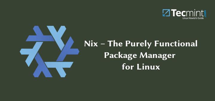 Nix – Der rein funktionale Paketmanager für Linux