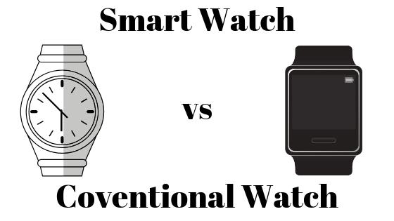 Smart Watch vs Conventional Watch: Welches sollte Ihre Wahl sein