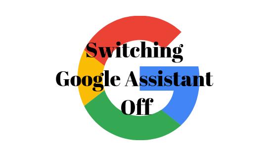 So schalten Sie Google Assistant auf Android Phone aus