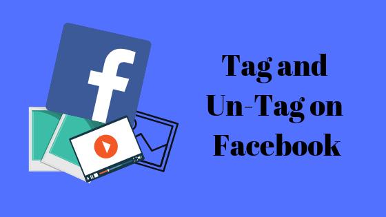 Wie kann ich auf Facebook markieren und die Markierung aufheben?