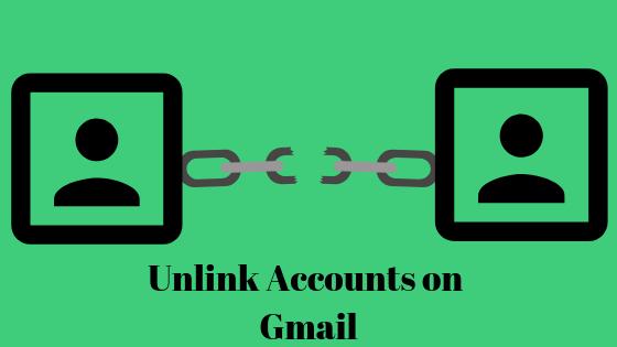 So trennen Sie die Verknüpfung des Google Mail-Kontos von Android oder von Ihrem PC