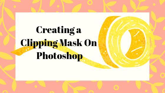 So erstellen Sie eine Schnittmaske in Adobe Photoshop