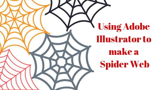 So erstellen Sie ein Spinnennetz in Adobe Illustrator