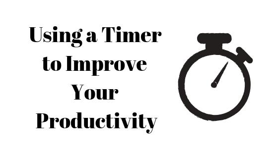 So verwenden Sie einen Timer zur Verbesserung Ihrer Produktivität
