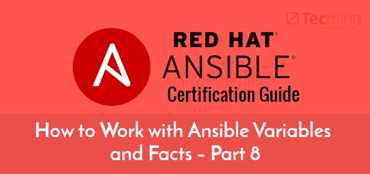 Umgang mit Ansible-Variablen und Fakten – Teil 8