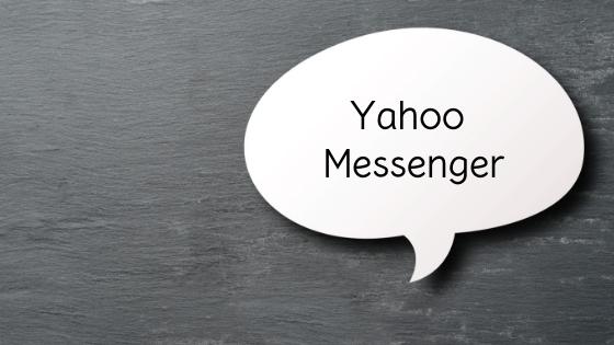 Wohin gingen die Yahoo Chat Rooms und warum?