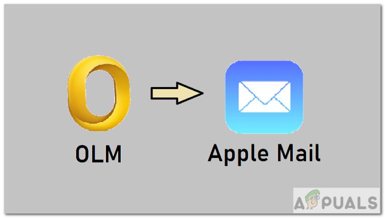 Wie importiere ich OLM-Dateien in Apple Mail?