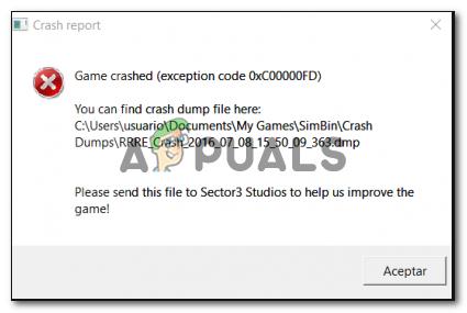 Wie behebt man den Windows 10-Anwendungsfehler 0xc00000FD?