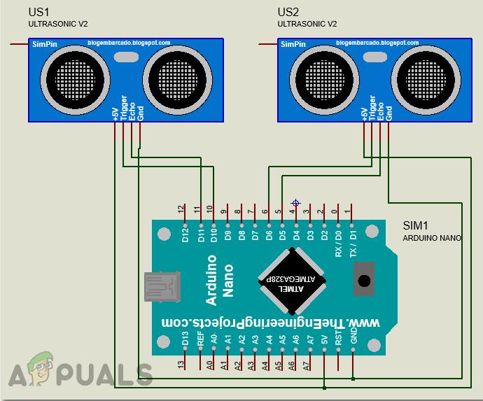 Wie mache ich eine Arduino-basierte Handgestensteuerung deines Computers?