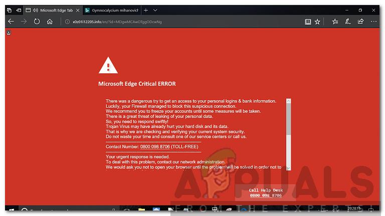 Wie behebt man einen kritischen Microsoft Edge-Fehler?