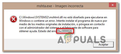 Wie behebt man den Systemwiederherstellungsfehler 0xc0000020 unter Windows 10?