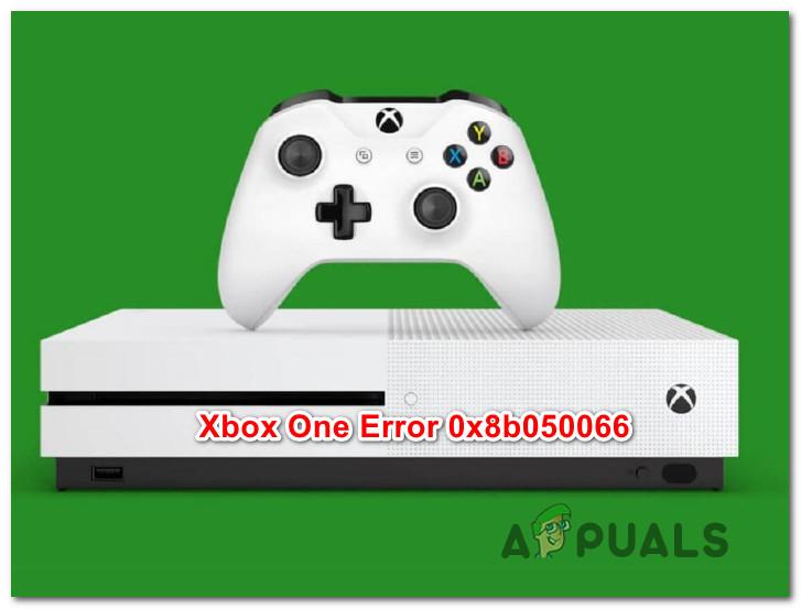 Wie behebe ich den 0x8b050066-Fehler auf Xbox One?
