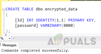 Wie verschlüssle ich Passwörter mit 'EncryptByPassPhrase'?