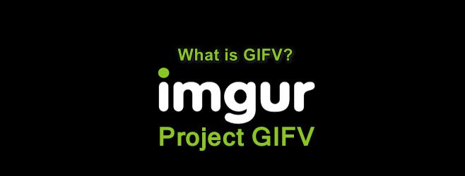 Was ist GIFV und wie speichere ich GIFV als GIF?