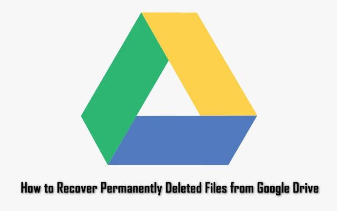 Wie kann ich dauerhaft gelöschte Dateien von Google Drive wiederherstellen?