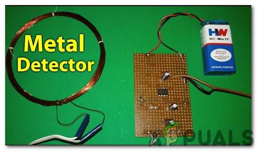 Wie erstelle ich eine Metalldetektorschaltung?