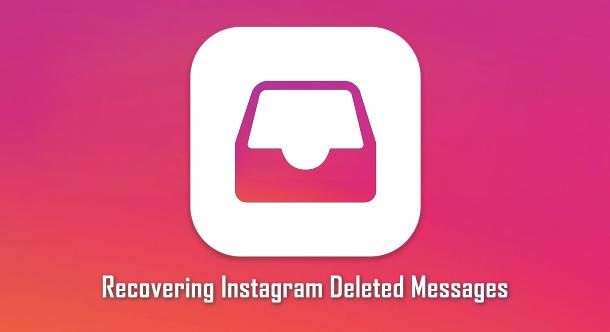 So stellen Sie gelöschte Instagram-Nachrichten durch Herunterladen von Daten wieder her