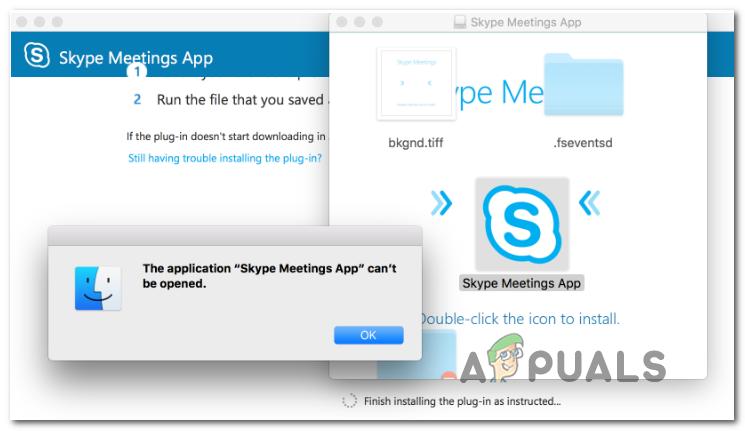 So installieren Sie das Skype For Business-Webanwendungs-Plugin auf Safari