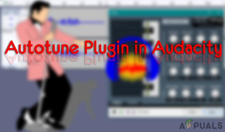 Wie installiere ich das Autotune Plugin in Audacity?