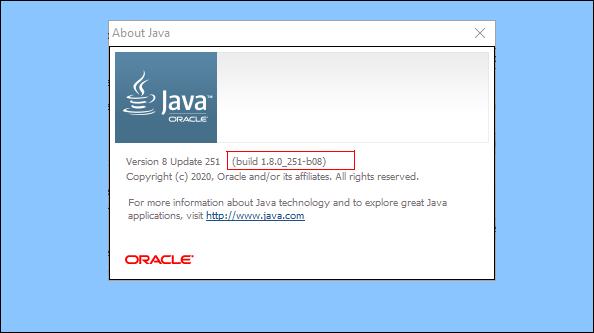 Wie überprüfe ich meine Java-Version unter Windows und MacOS?