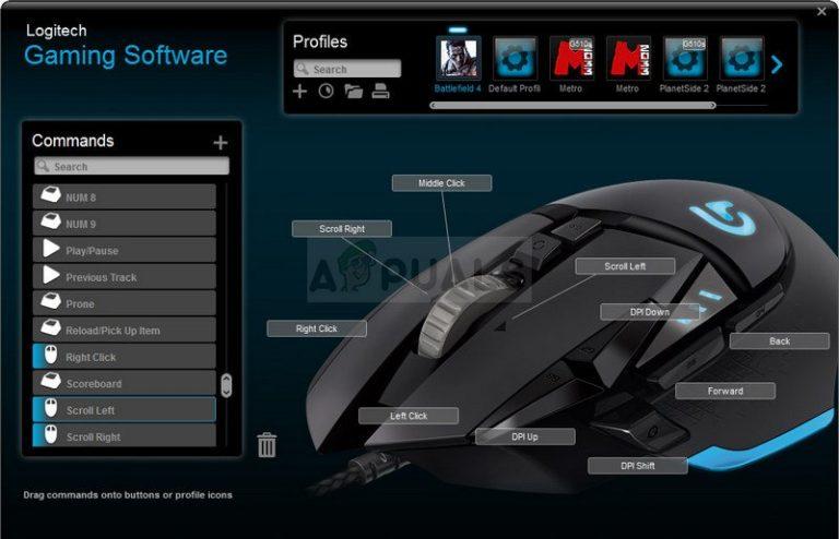 Wie behebt man, dass die Logitech Gaming Software unter Windows nicht geöffnet wird?